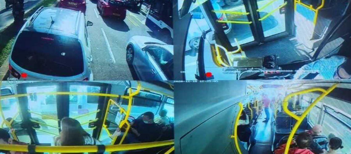 תאונות דרכים אוטובוס